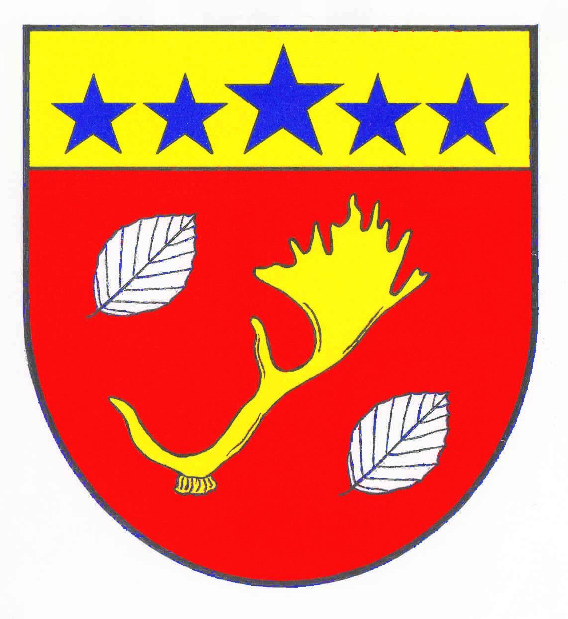 Wappen GemeindeManhagen, Kreis Ostholstein