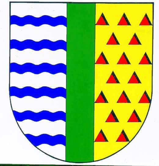 Wappen GemeindeMarnerdeich, Kreis Dithmarschen