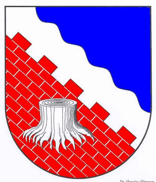 Wappen GemeindeMartensrade, Kreis Plön