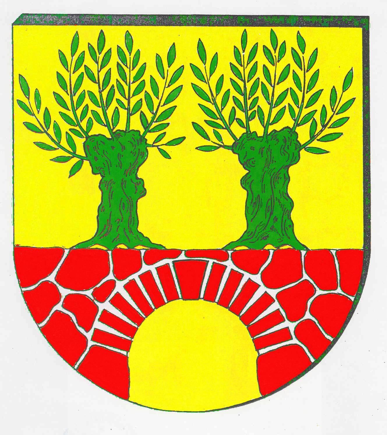Wappen GemeindeMechow, Kreis Herzogtum Lauenburg