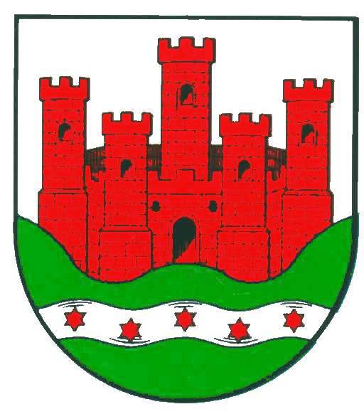Wappen StadtMeldorf, Kreis Dithmarschen