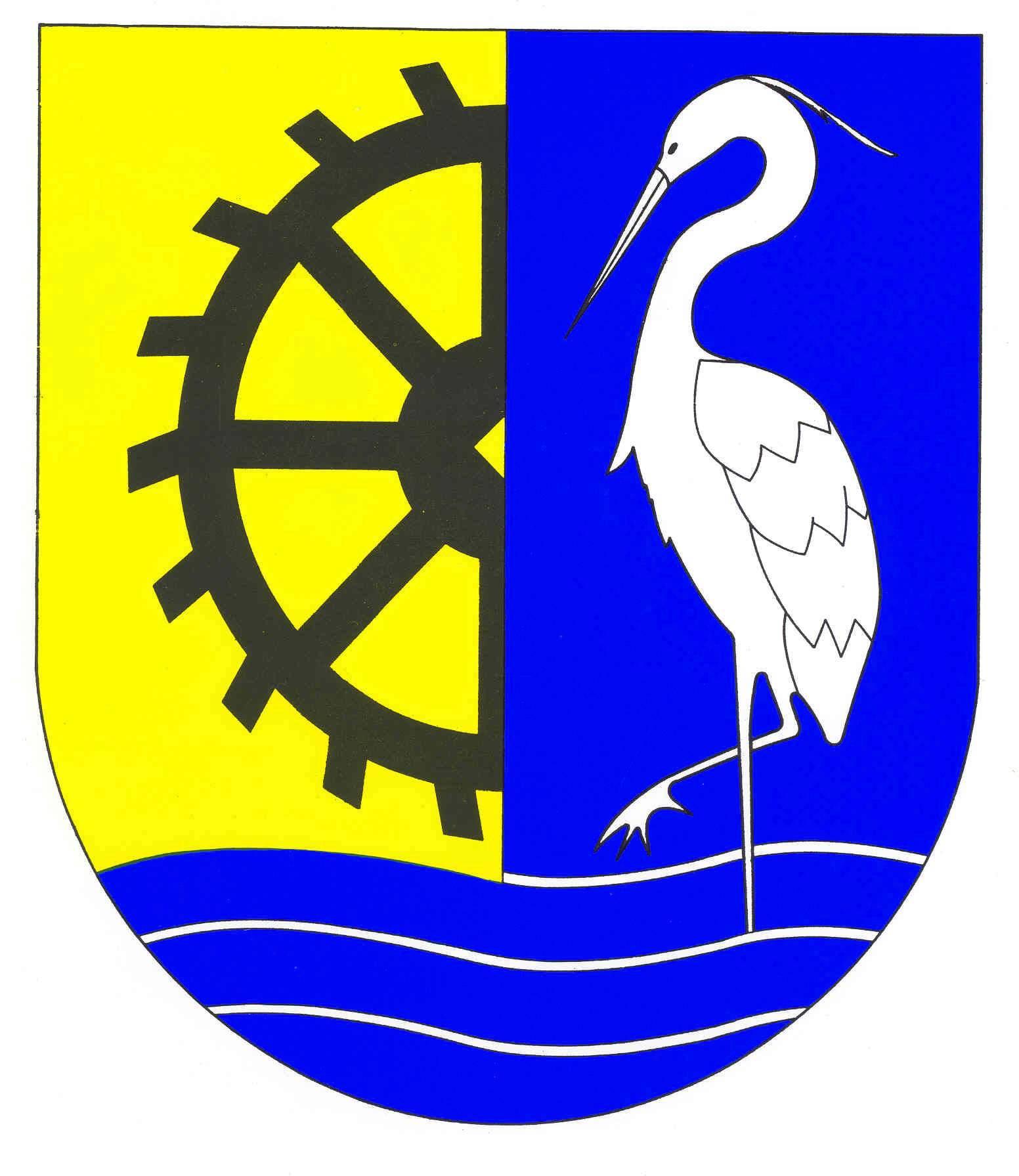 Wappen GemeindeMeyn, Kreis Schleswig-Flensburg
