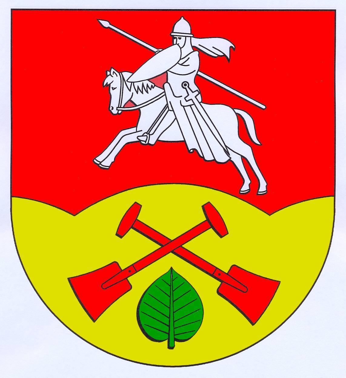 Wappen GemeindeMittelangeln, Kreis Schleswig-Flensburg