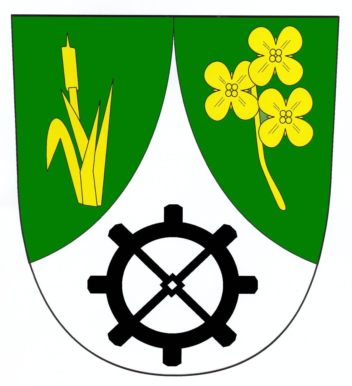 Wappen GemeindeMöhnsen, Kreis Herzogtum Lauenburg