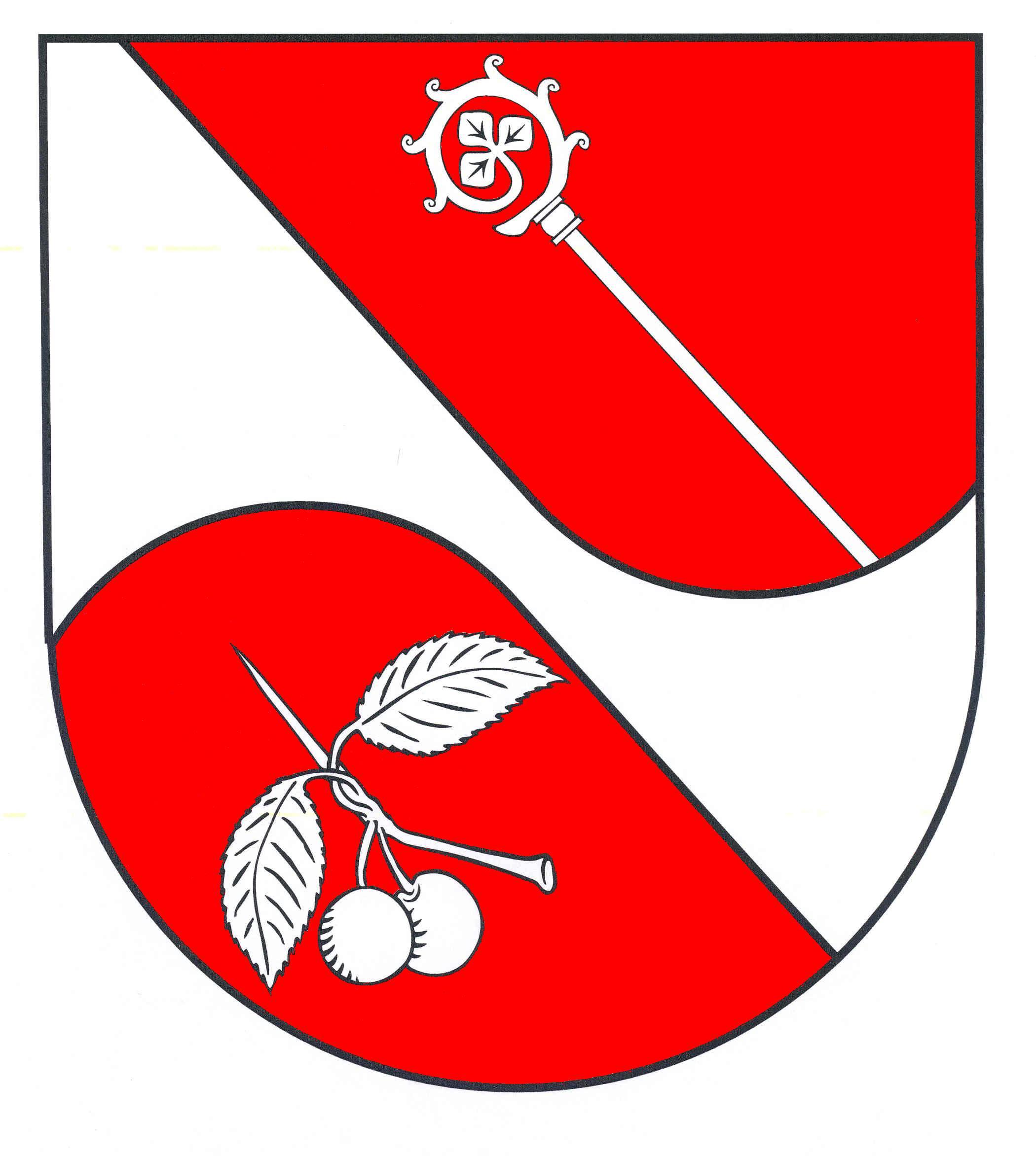 Wappen GemeindeMönkhagen, Kreis Stormarn