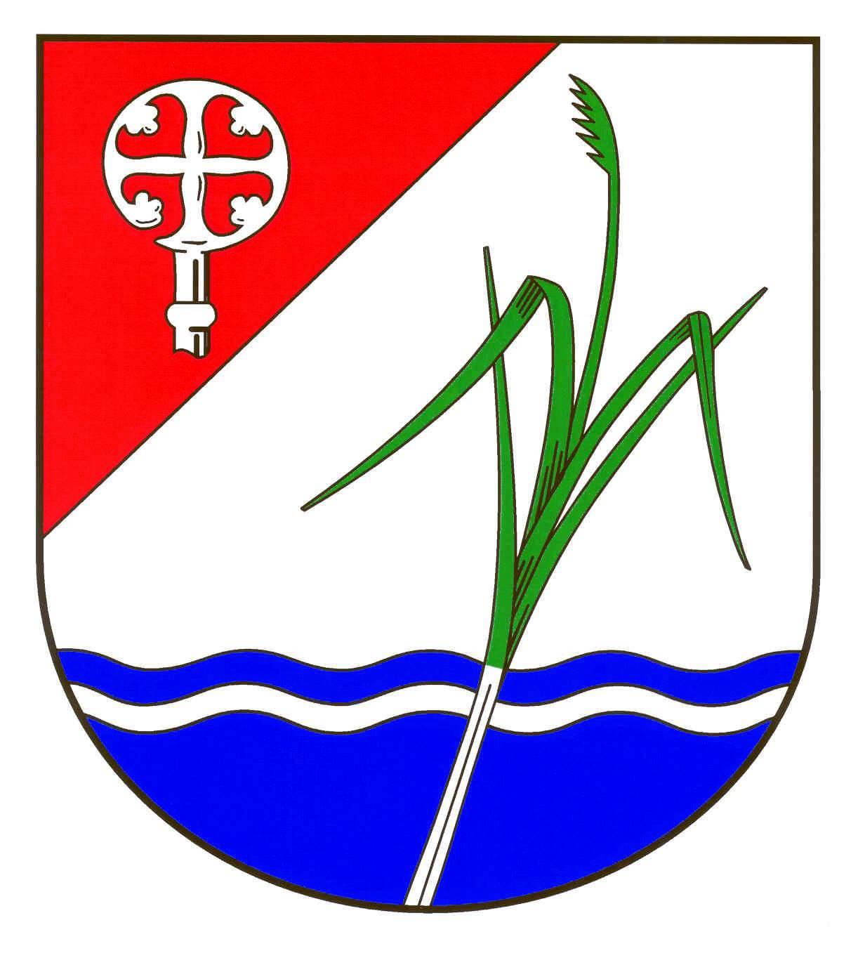 Wappen GemeindeMözen, Kreis Segeberg