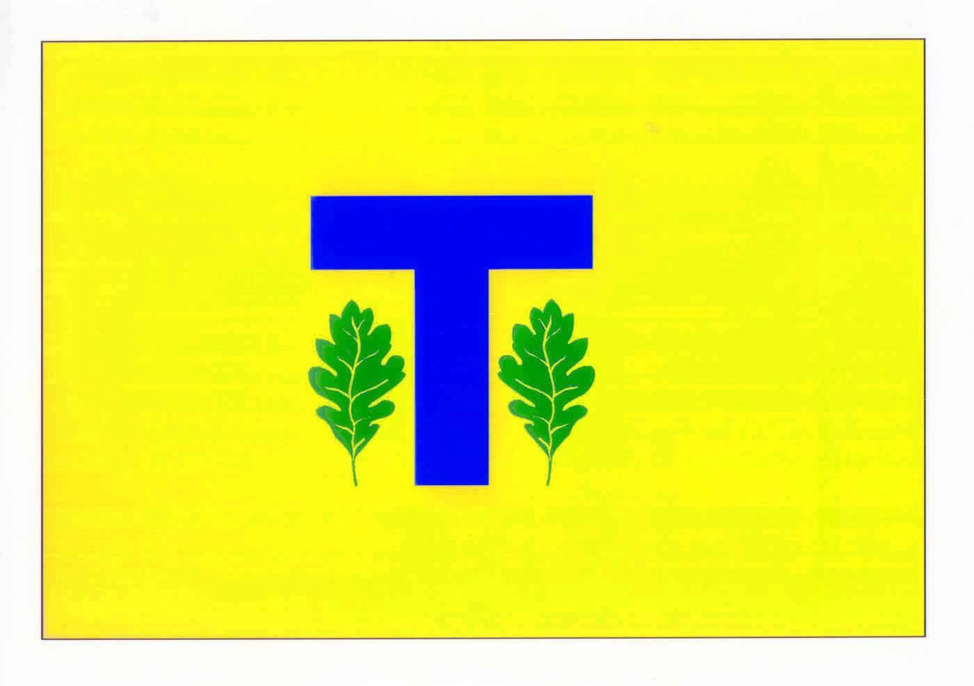 Flagge GemeindeMohrkirch, Kreis Schleswig-Flensburg