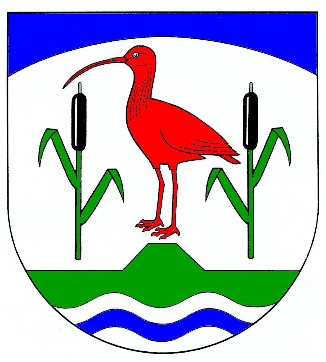 Wappen GemeindeMoordiek, Kreis Steinburg