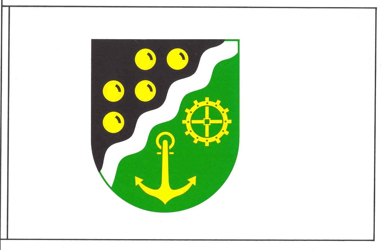 Flagge GemeindeMoorrege, Kreis Pinneberg