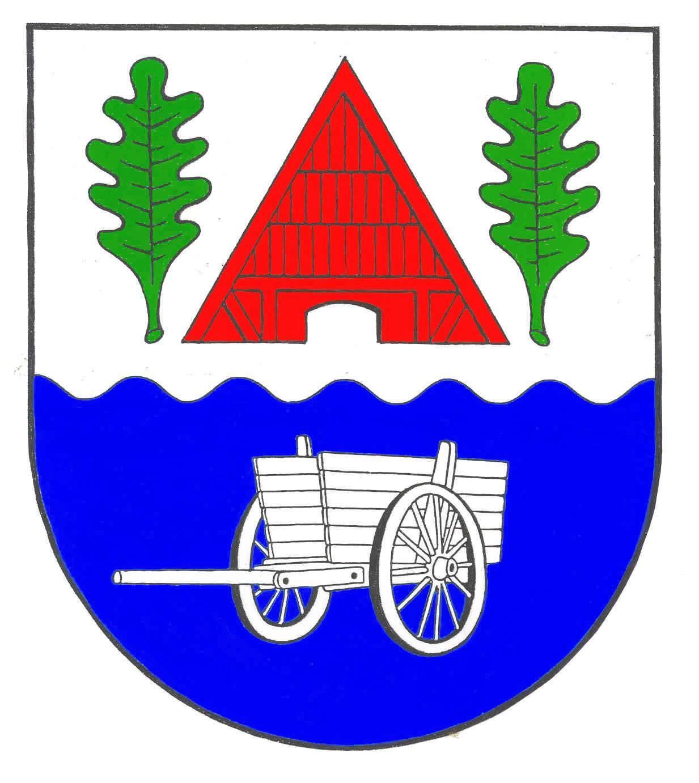 Wappen GemeindeMühbrook, Kreis Rendsburg-Eckernförde