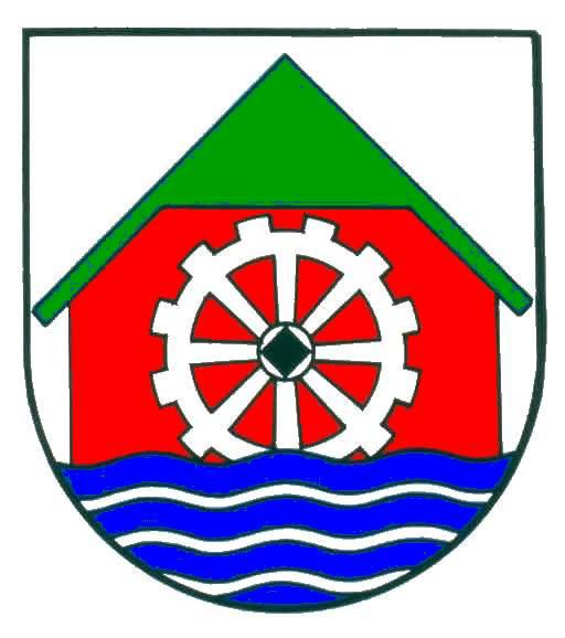 Wappen GemeindeMühlenbarbek, Kreis Steinburg