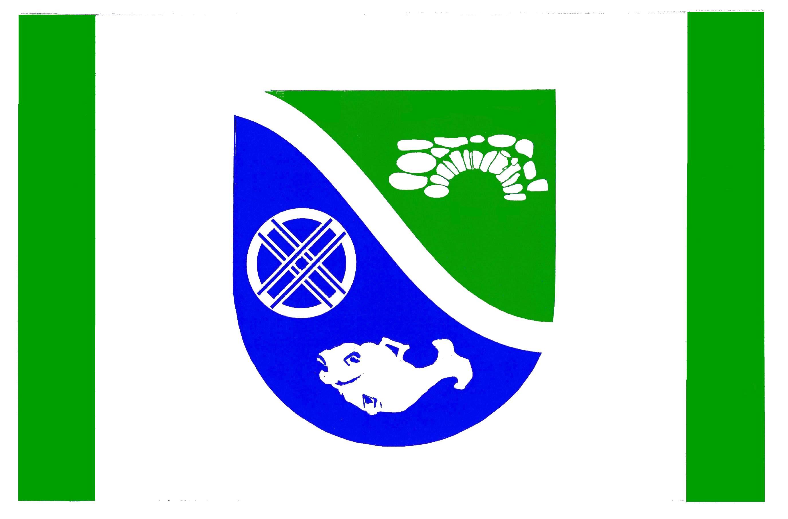 Flagge GemeindeMühlenrade, Kreis Herzogtum Lauenburg