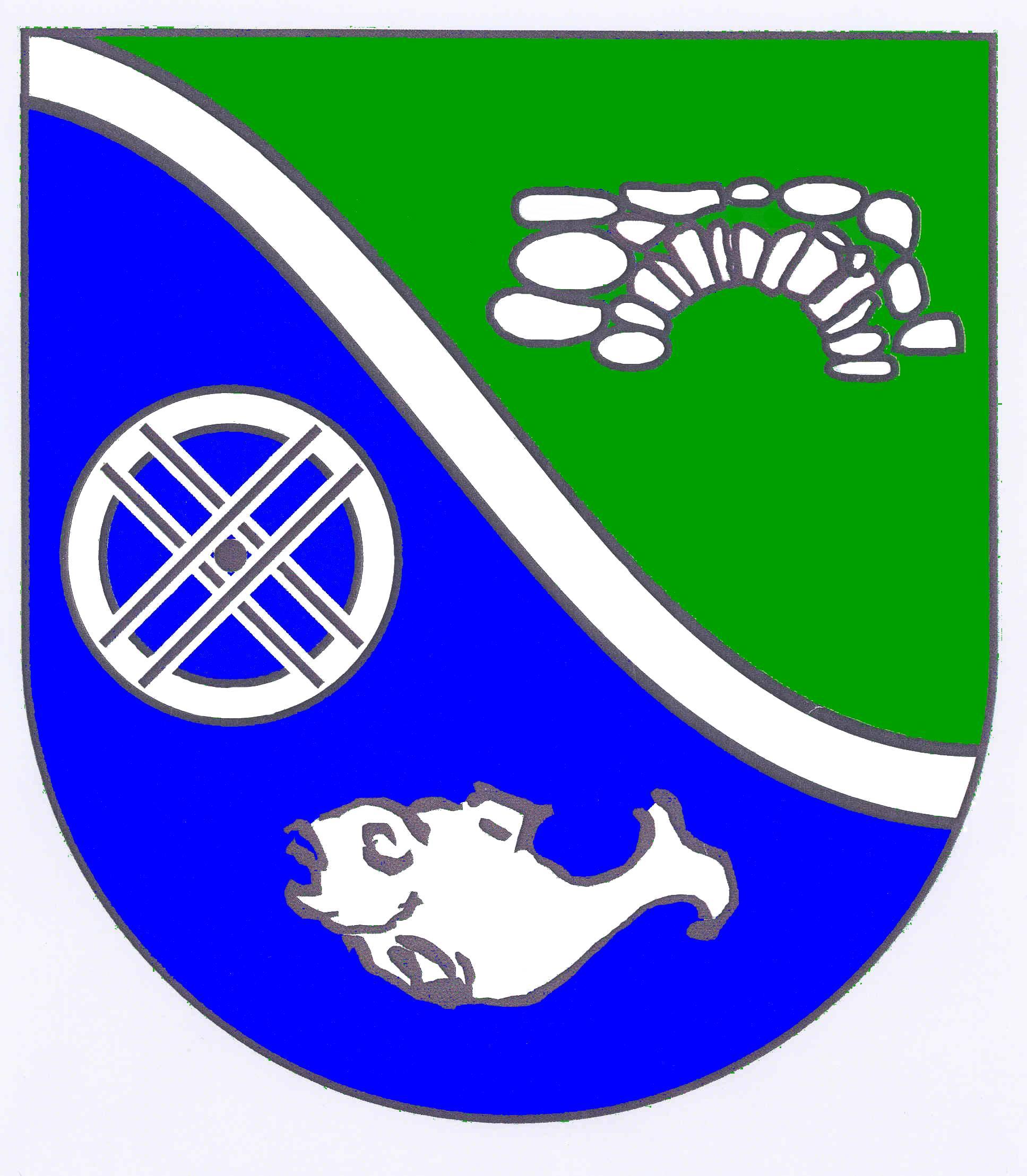 Wappen GemeindeMühlenrade, Kreis Herzogtum Lauenburg