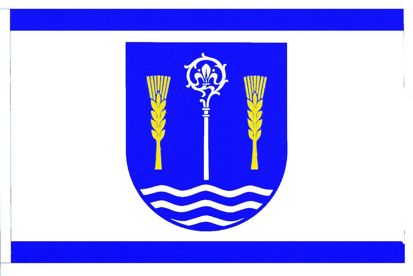 Flagge GemeindeMünsterdorf, Kreis Steinburg