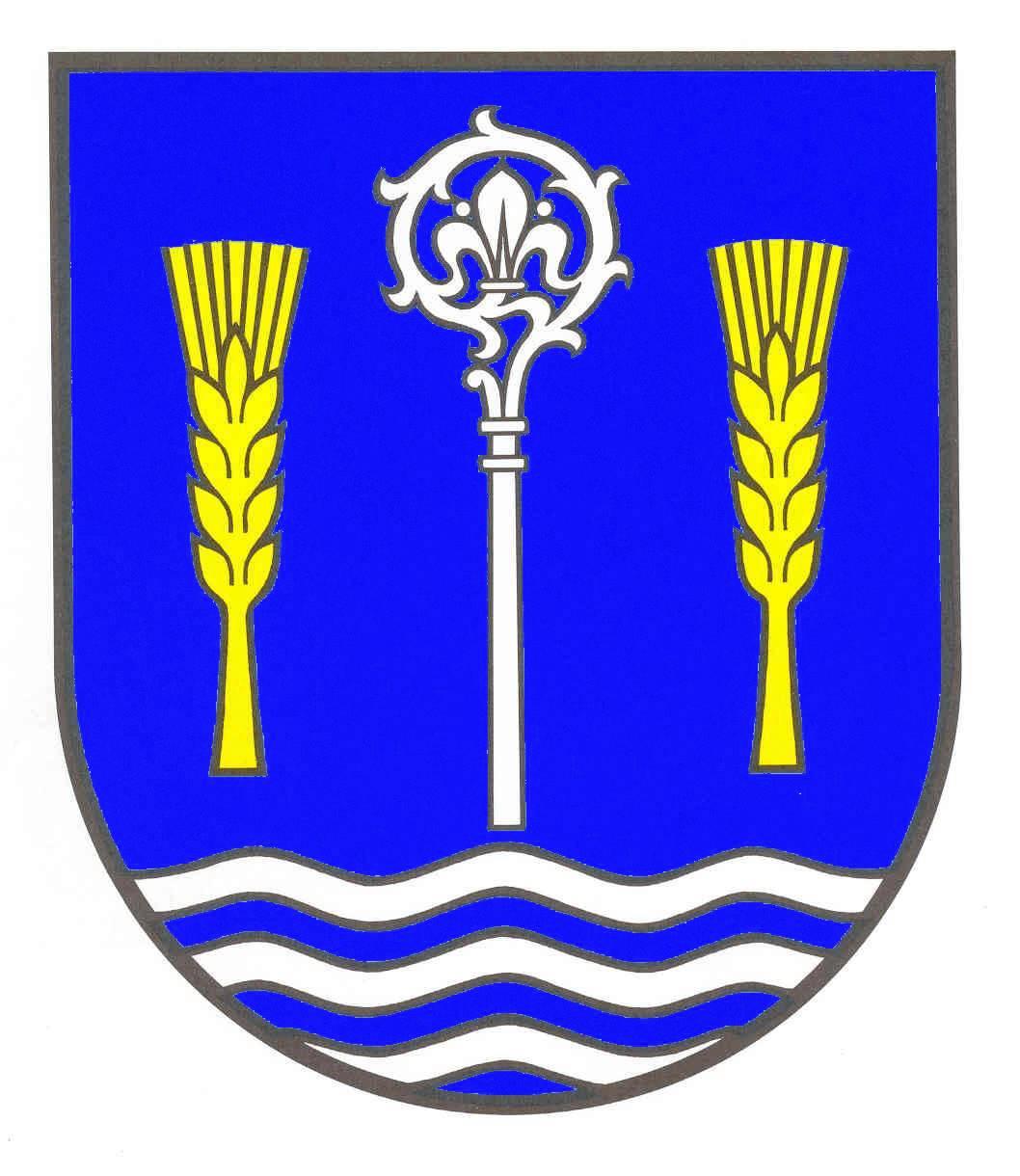 Wappen GemeindeMünsterdorf, Kreis Steinburg