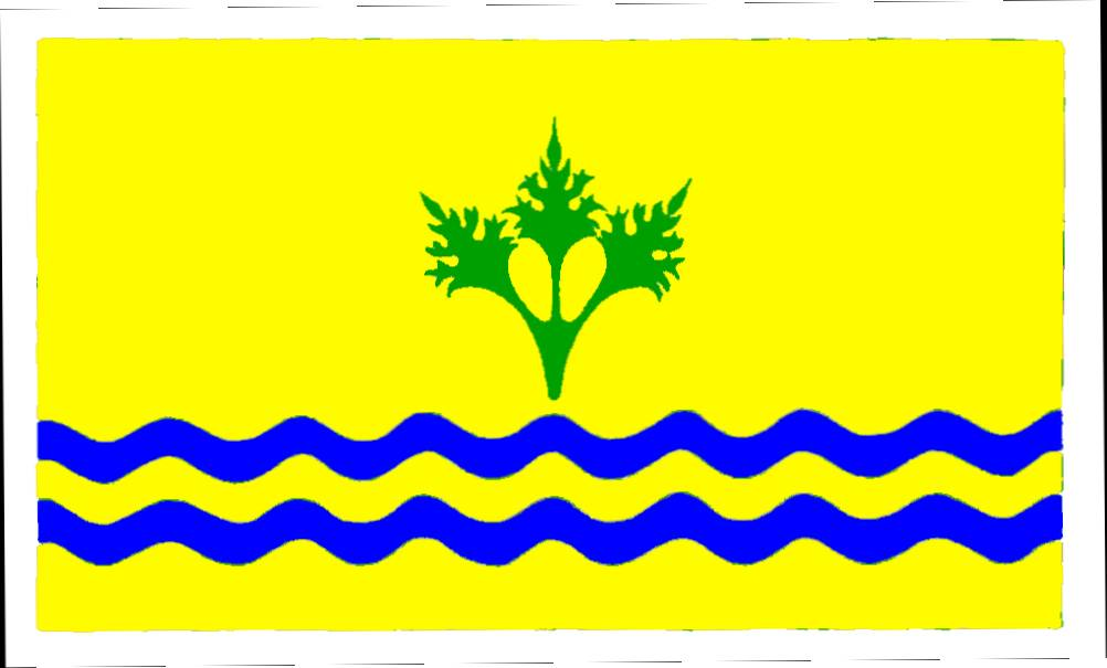 Flagge GemeindeMüssen, Kreis Herzogtum Lauenburg