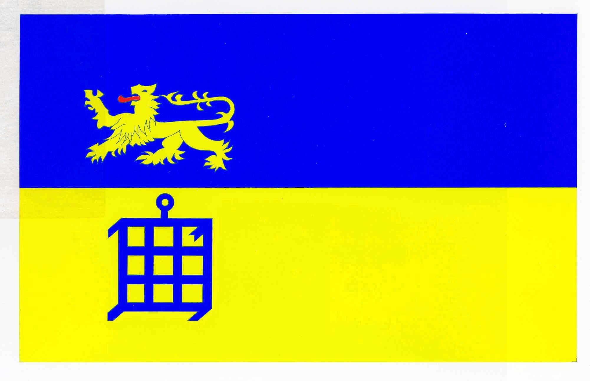 Flagge GemeindeMunkbrarup, Kreis Schleswig-Flensburg
