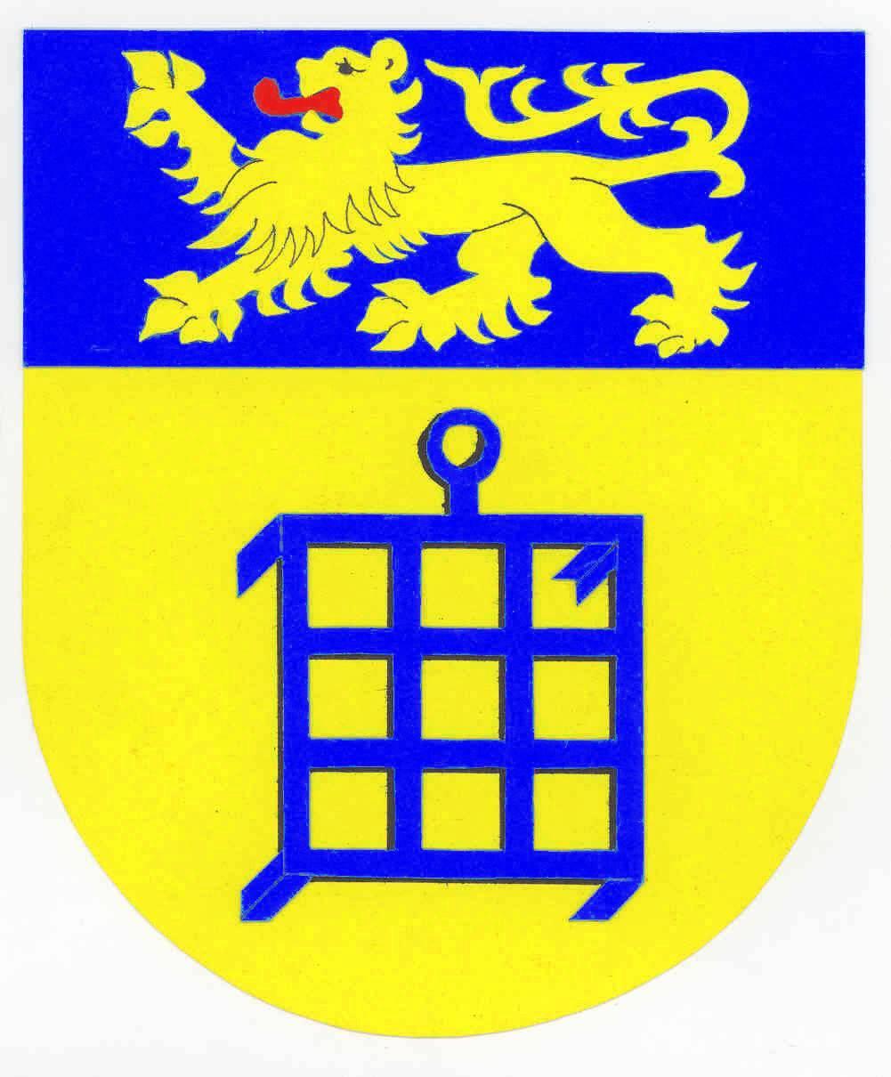 Wappen GemeindeMunkbrarup, Kreis Schleswig-Flensburg