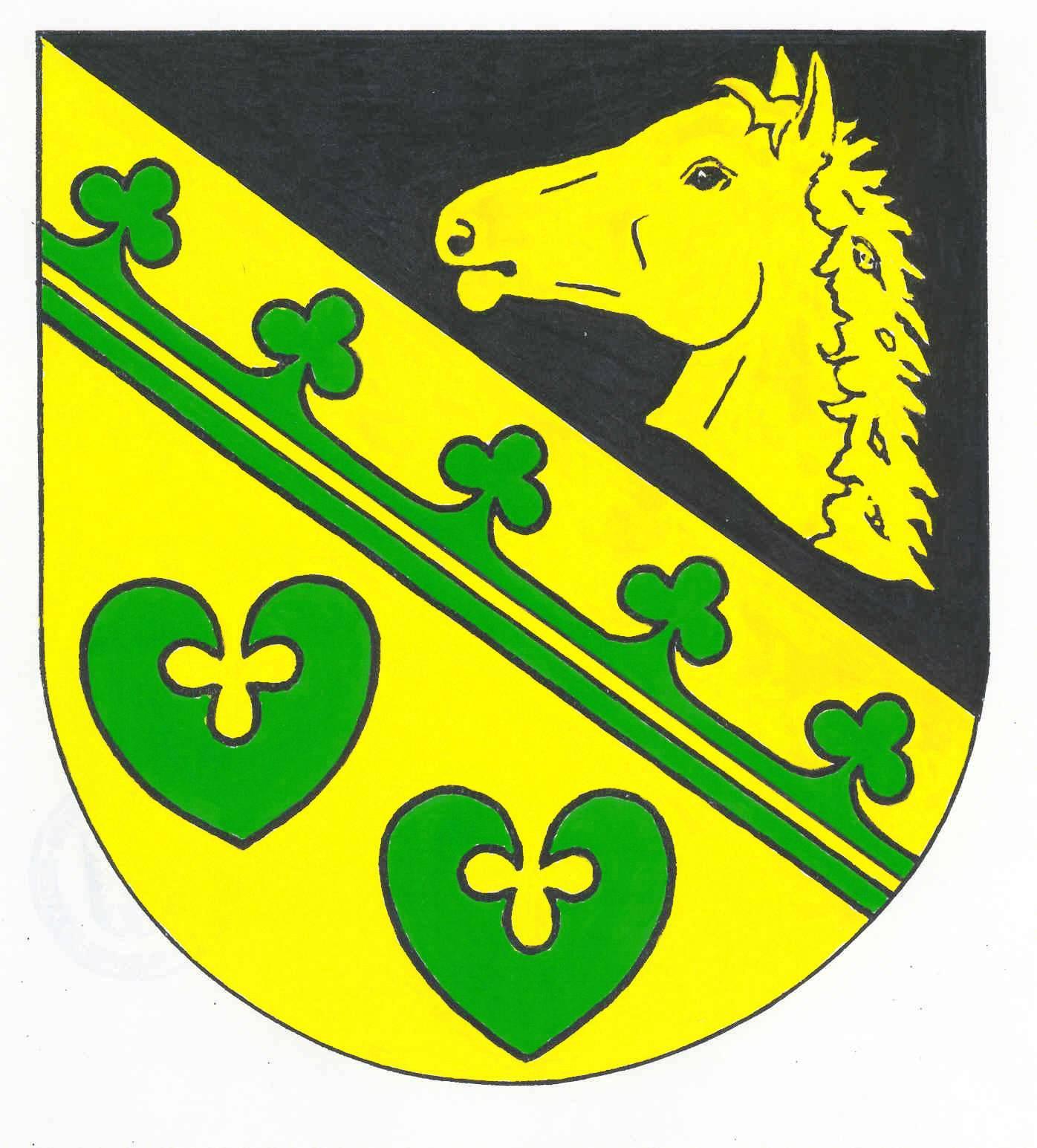 Wappen GemeindeMustin, Kreis Herzogtum Lauenburg