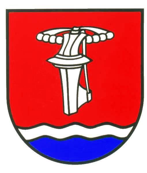 Wappen GemeindeNahe, Kreis Segeberg