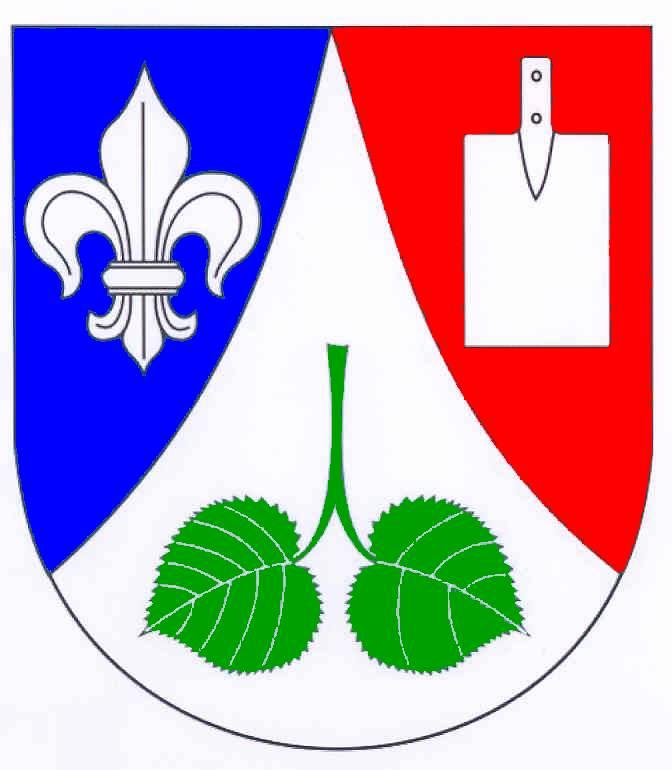Wappen GemeindeNegenharrie, Kreis Rendsburg-Eckernförde
