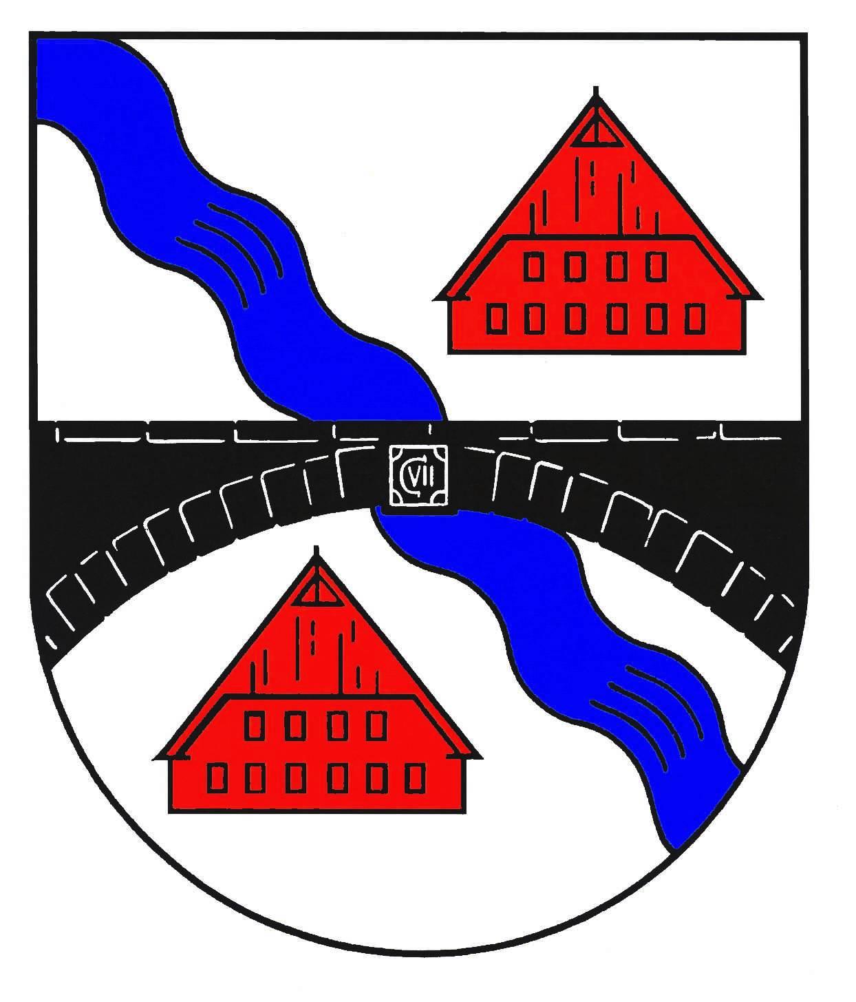 Wappen GemeindeNeritz, Kreis Stormarn