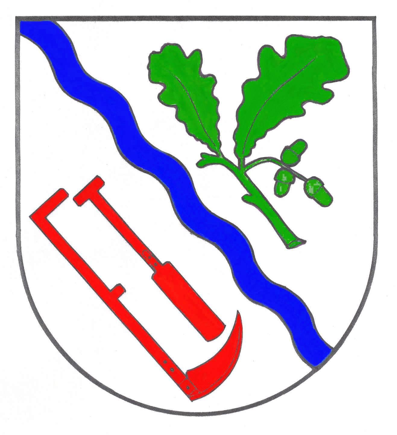 Wappen GemeindeNeuberend, Kreis Schleswig-Flensburg