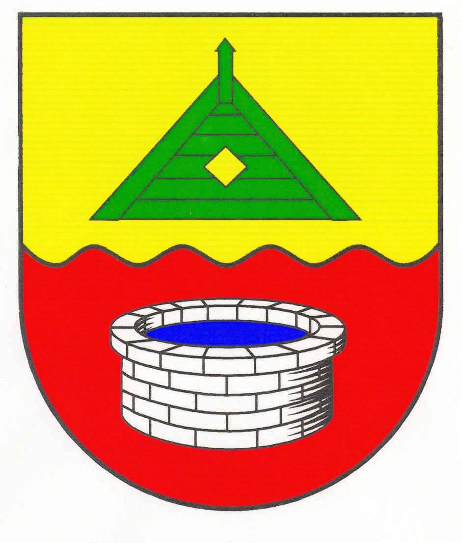 Wappen GemeindeNeudorf-Bornstein, Kreis Rendsburg-Eckernförde
