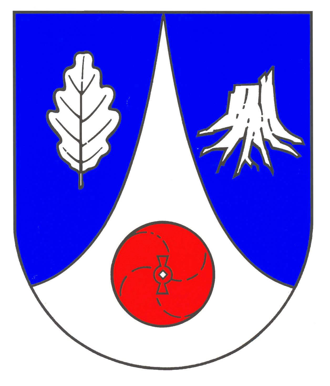 Wappen GemeindeNeuengörs, Kreis Segeberg