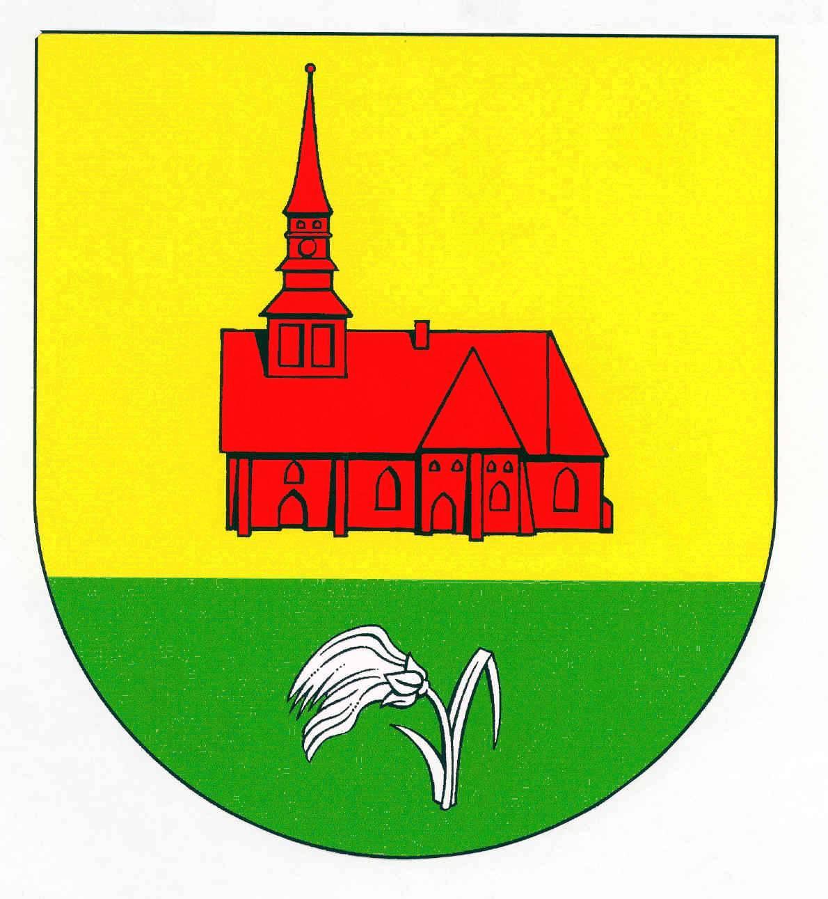 Wappen GemeindeNeuenkirchen, Kreis Dithmarschen