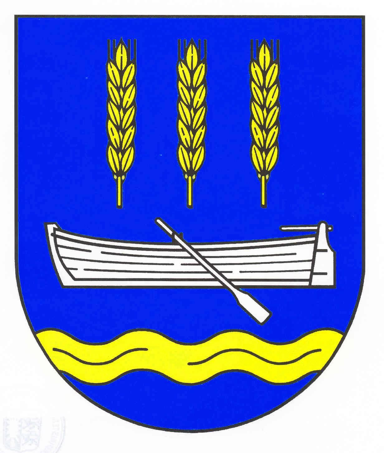 Wappen GemeindeNeufeld, Kreis Dithmarschen