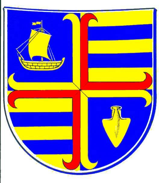 Wappen StadtNiebüll, Kreis Nordfriesland
