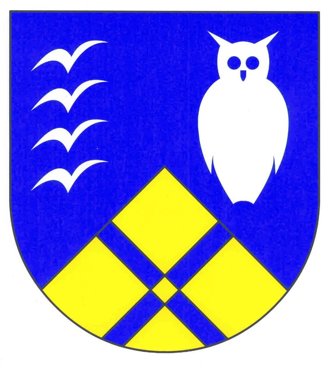 Wappen GemeindeNieby, Kreis Schleswig-Flensburg