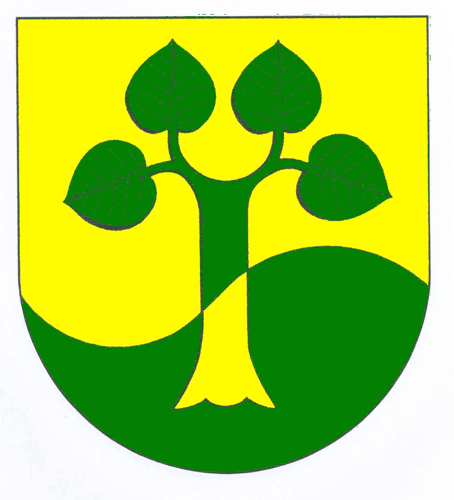 Wappen GemeindeNienborstel, Kreis Rendsburg-Eckernförde