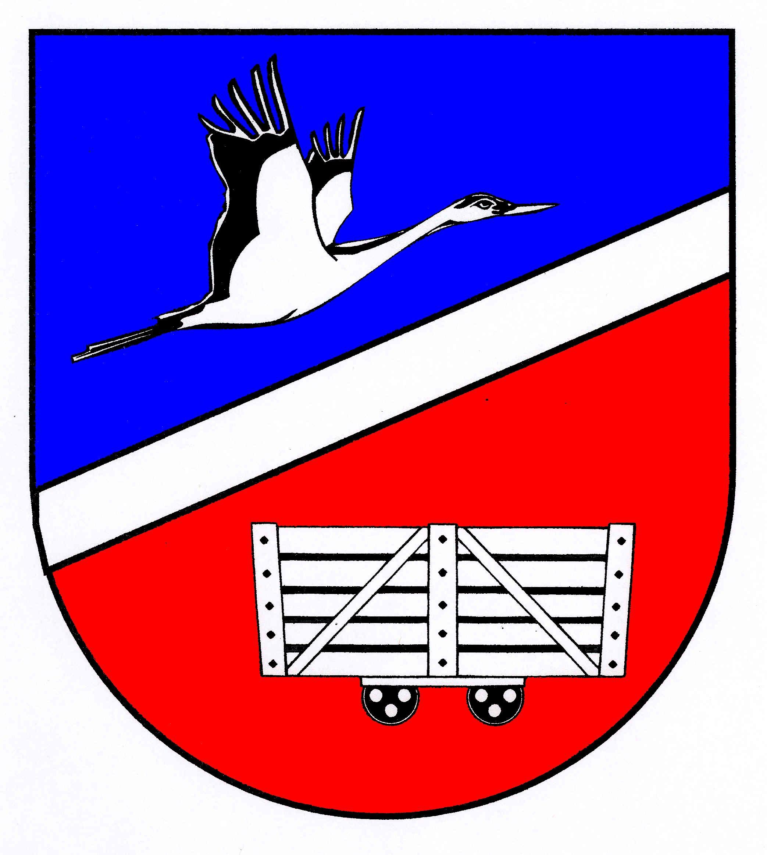 Wappen GemeindeNienwohld, Kreis Stormarn