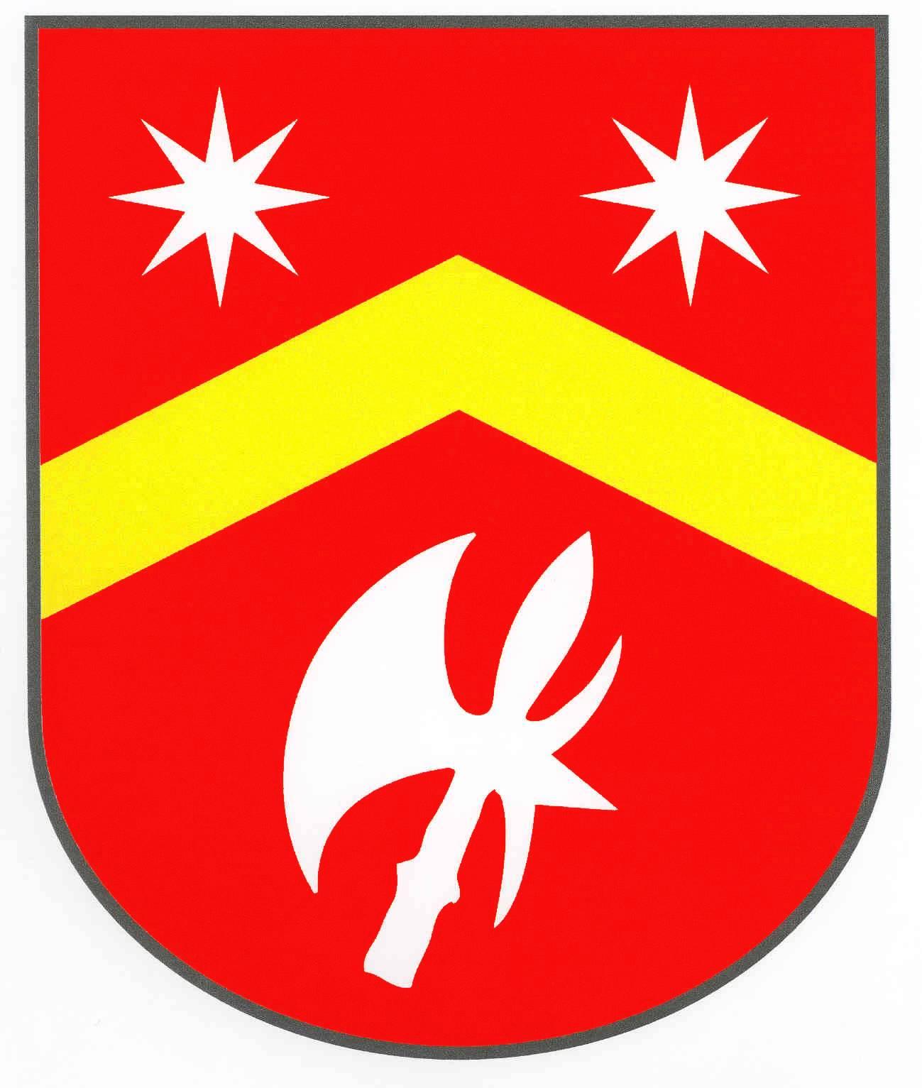 Wappen GemeindeNorddeich, Kreis Dithmarschen