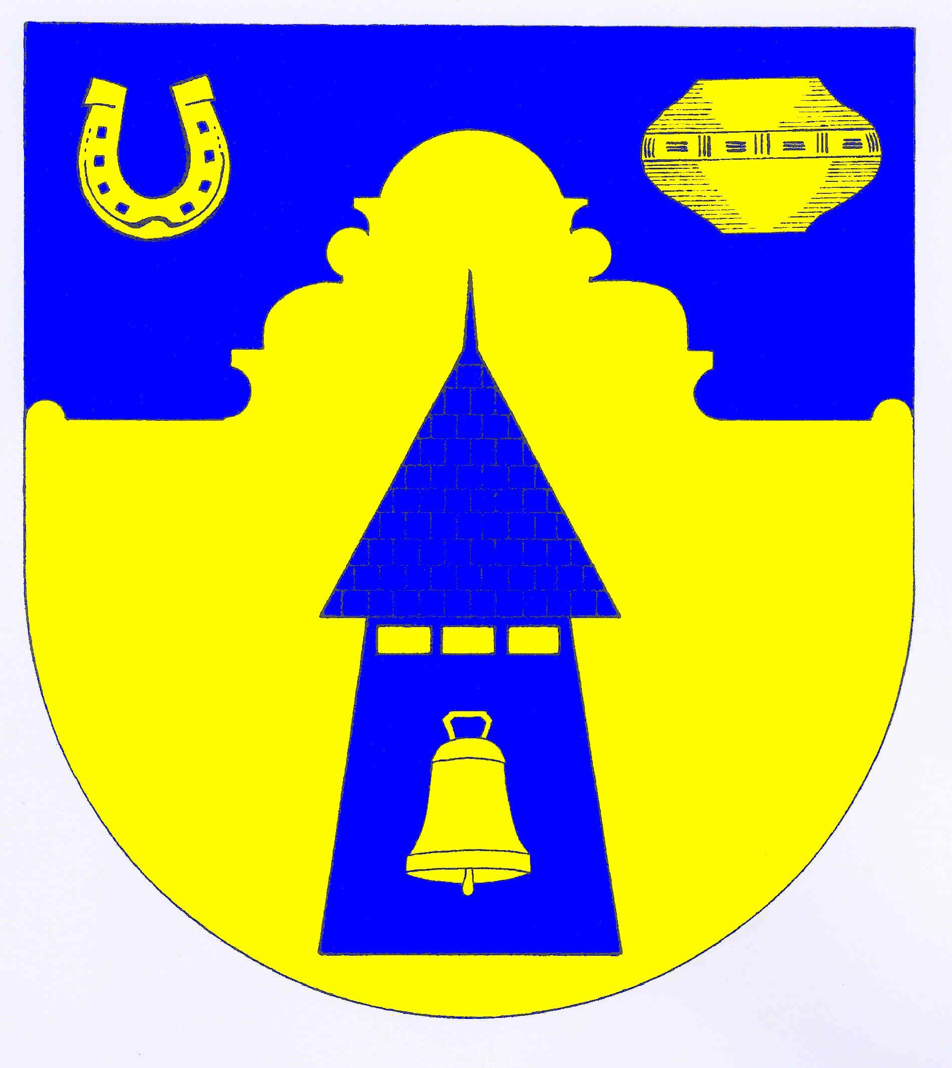 Wappen GemeindeNorderbrarup, Kreis Schleswig-Flensburg