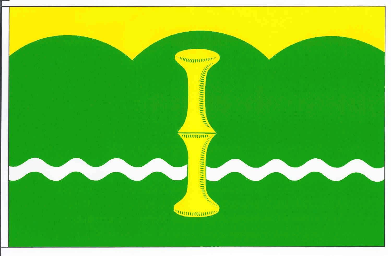 Flagge GemeindeNorderstapel, Kreis Schleswig-Flensburg