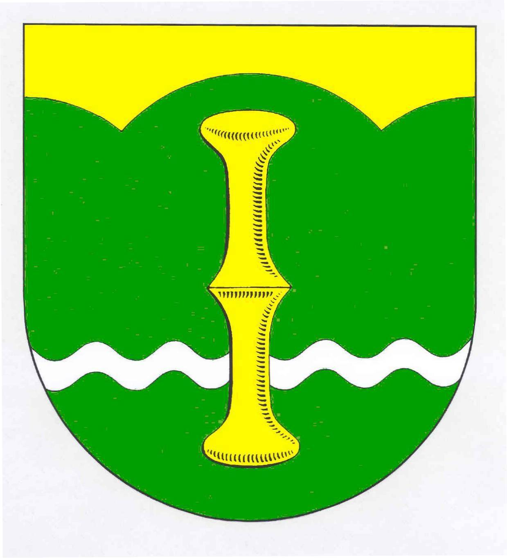 Wappen GemeindeNorderstapel, Kreis Schleswig-Flensburg