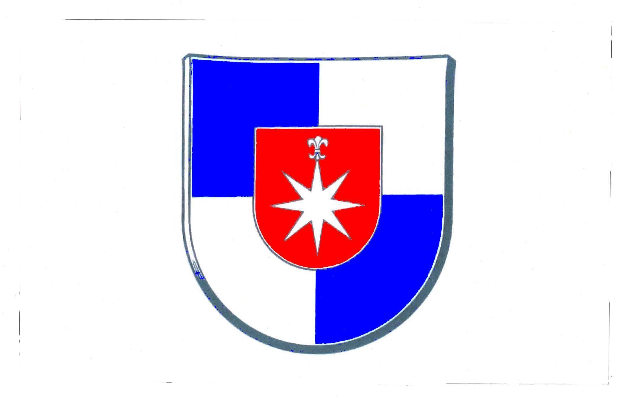 Flagge StadtNorderstedt, Kreis Segeberg