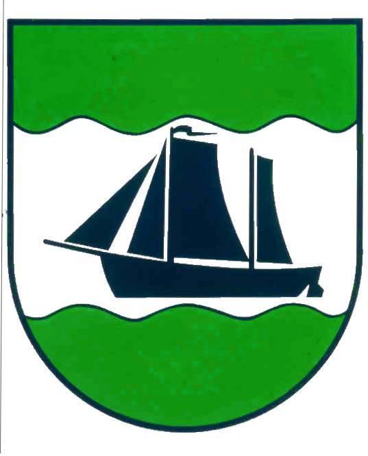 Wappen GemeindeNübbel, Kreis Rendsburg-Eckernförde