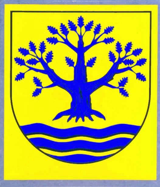 Wappen GemeindeNübel, Kreis Schleswig-Flensburg