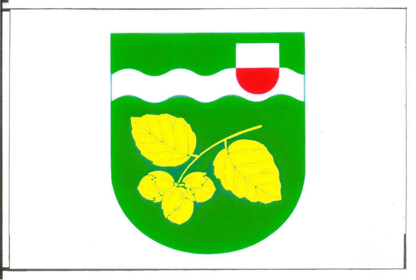 Flagge GemeindeNusse, Kreis Herzogtum Lauenburg