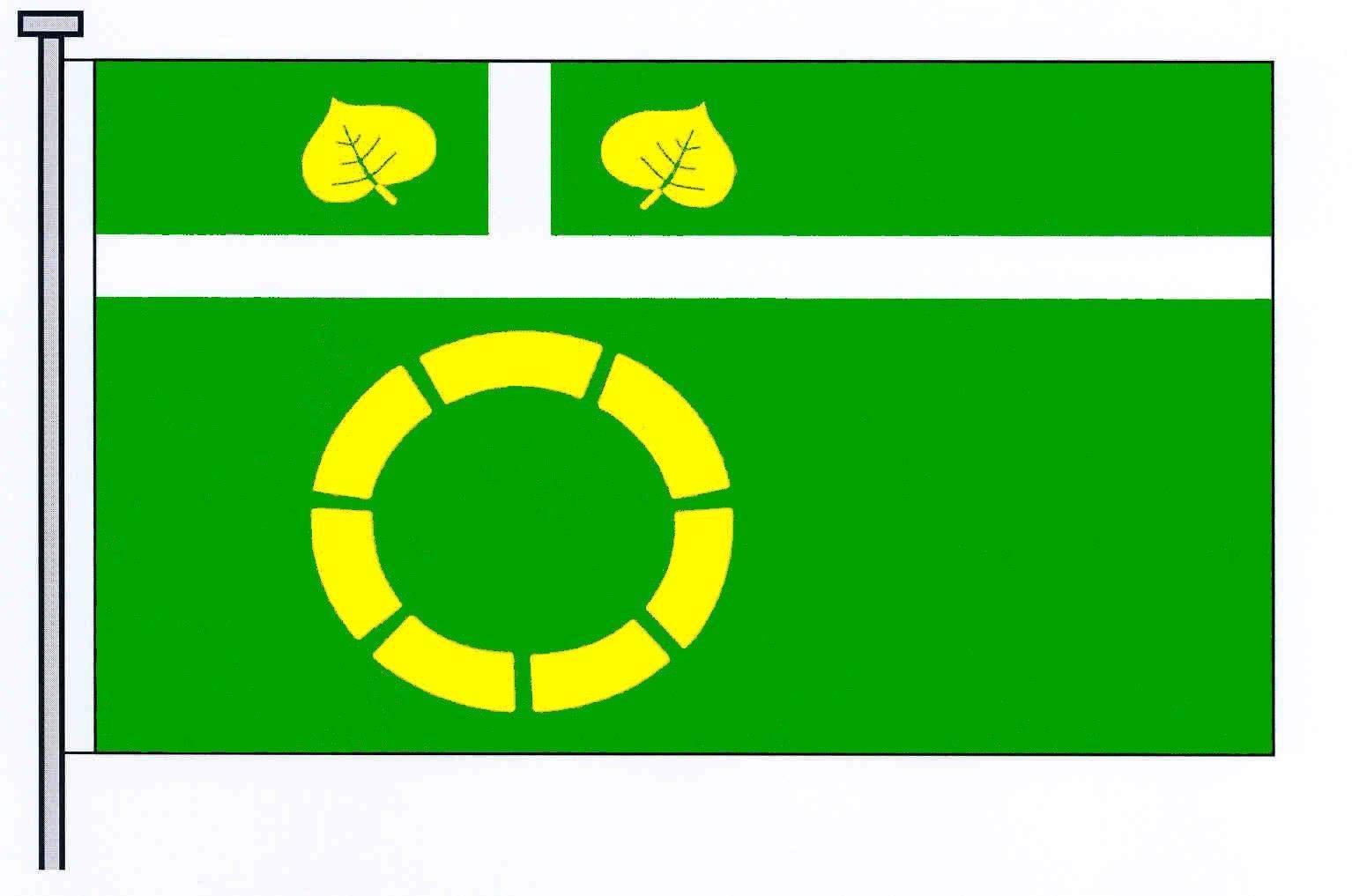 Flagge GemeindeOering, Kreis Segeberg