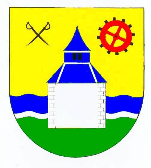 Wappen GemeindeOeversee, Kreis Schleswig-Flensburg