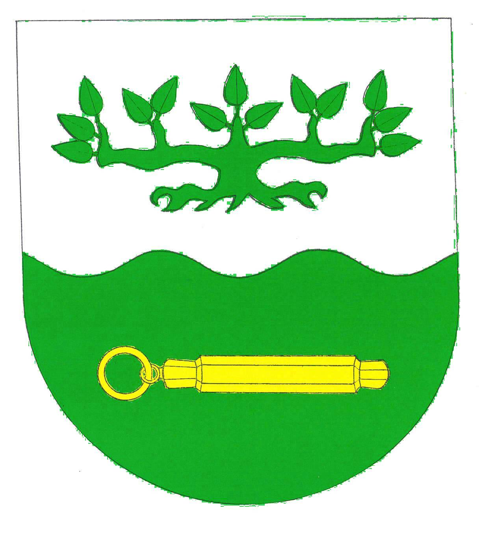 Wappen GemeindeOffenbüttel, Kreis Dithmarschen