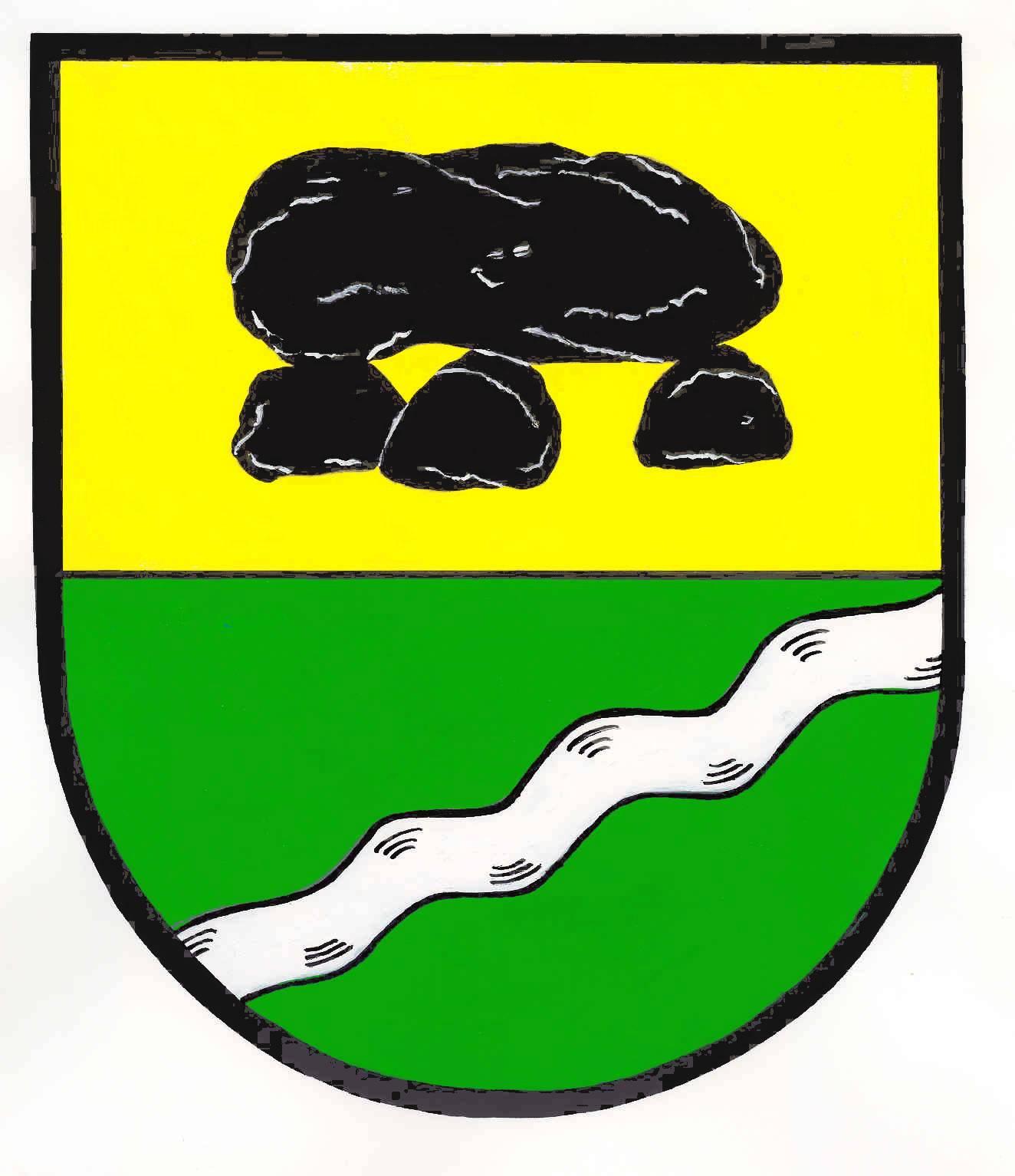 Wappen GemeindeOldersbek, Kreis Nordfriesland