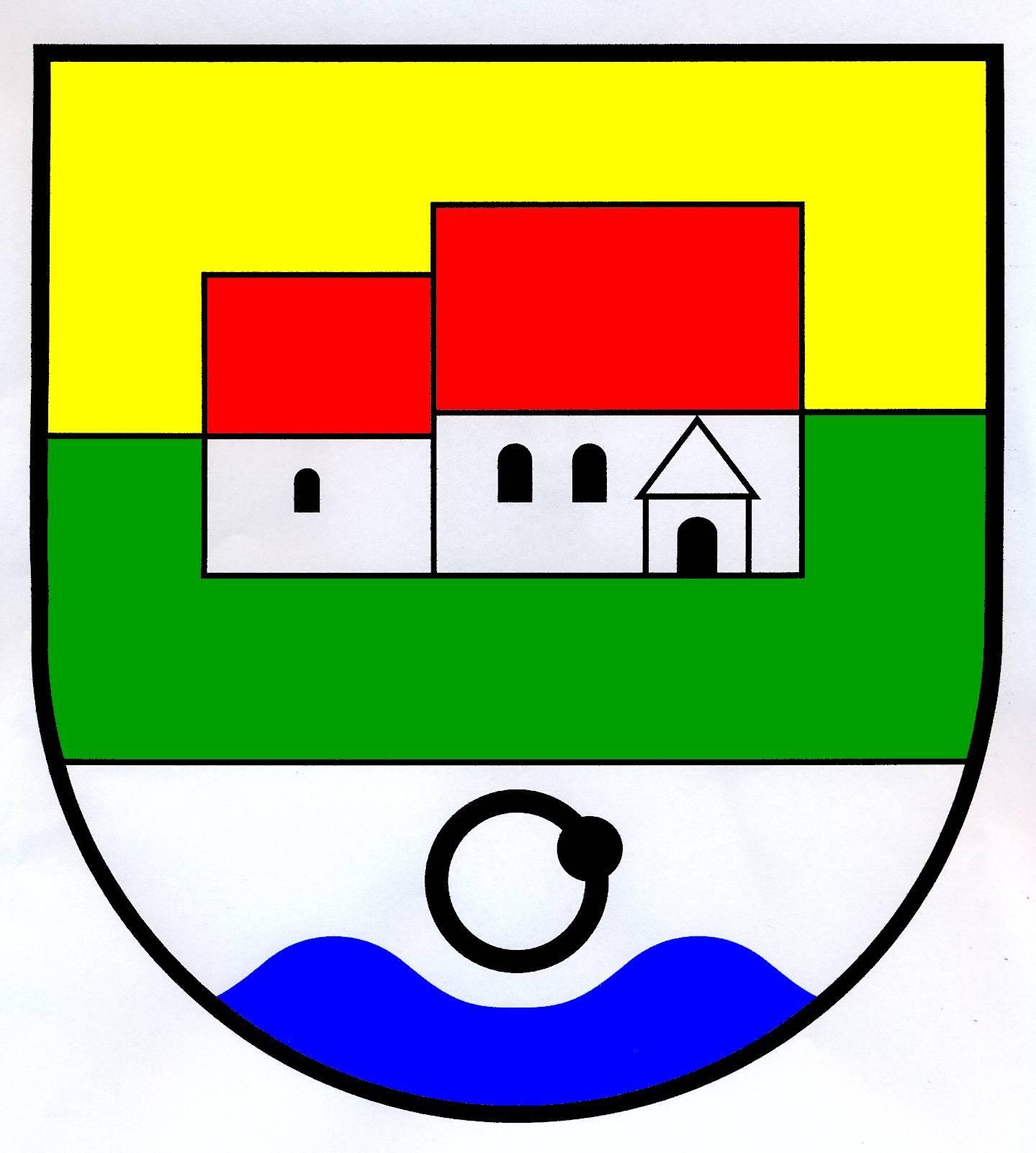 Wappen GemeindeOlderup, Kreis Nordfriesland