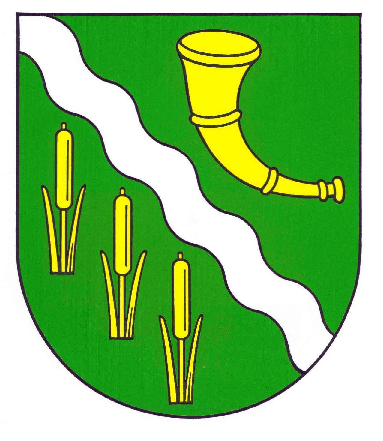 Wappen GemeindeOsterhorn, Kreis Pinneberg