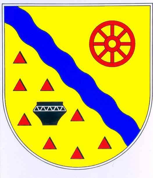 Wappen GemeindeOsterrönfeld, Kreis Rendsburg-Eckernförde